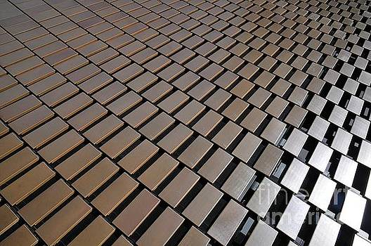 Chocolate Bar. Architectural Abstract by Akshay Thaker