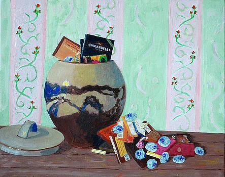 Chocolate Cornucopia by David Carson Taylor