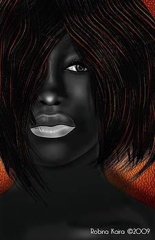 Chocolate Drop 2 by Robina Kaira