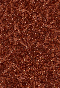 Chocolate Guard Buckingham by Akyanyme