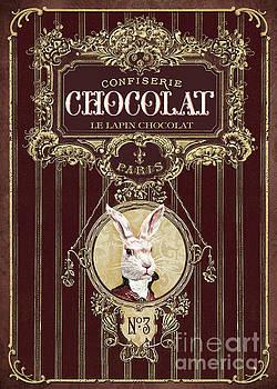 Chocolate rabbit by Wendy Paula Patterson