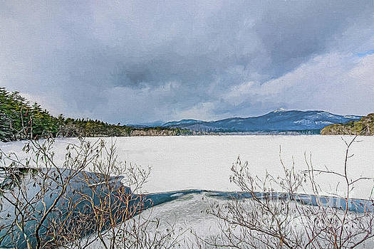 Chocorua Winter by Mim White