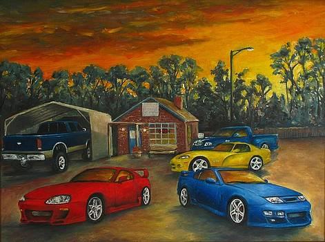 Choice Auto by Richard Klingbeil