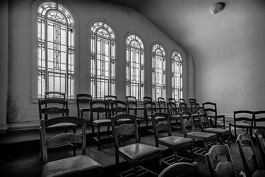 Choir Loft by Lindy Grasser