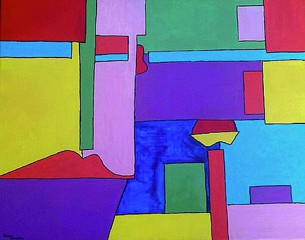 Choose A Side by Isaac Alcantar