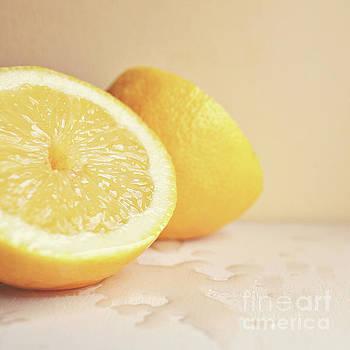 Chopped lemon by Lyn Randle