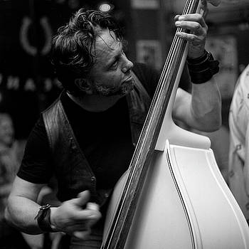 Chops on Bass by Chad Schaefer