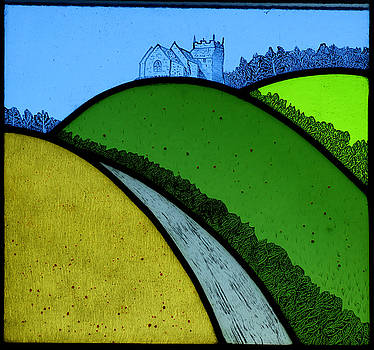 Chosen Hill by Ron Harpham