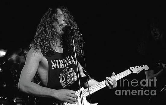 Chris Cornell 1 by David Plastik