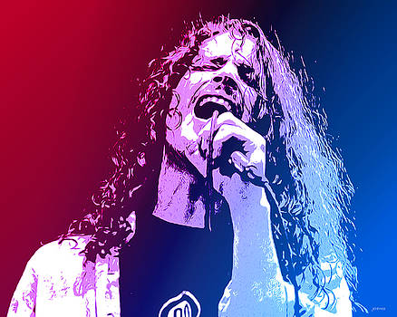 Chris Cornell 326 by Greg Joens