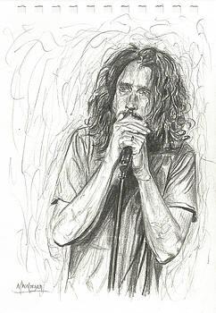 Chris Cornell by Michael Morgan