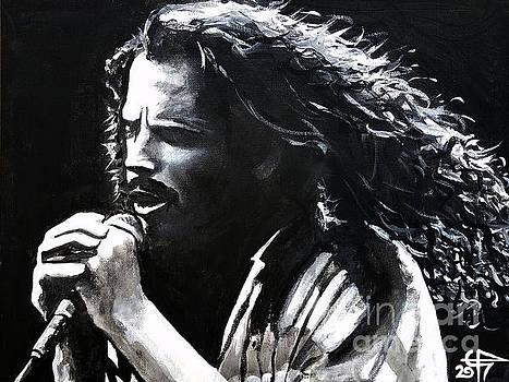 Chris Cornell by Tom Carlton