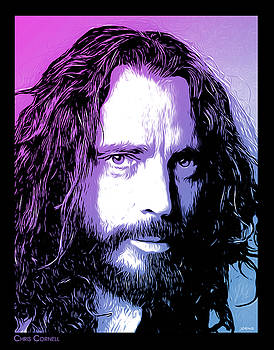 Chris Cornell Tribute by Greg Joens