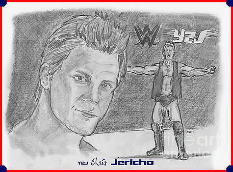 Chris  DelVecchio - Chris Jericho- Y2J