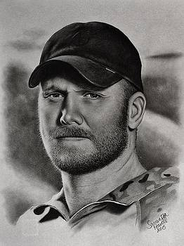 Chris Kyle by Samantha Howell
