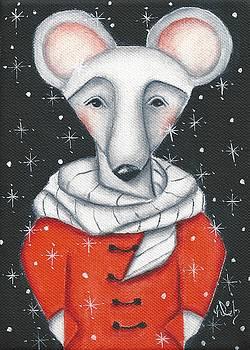 Chris Mouse by Deb Harvey