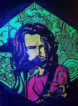 ChrisCornell by Mike Naze
