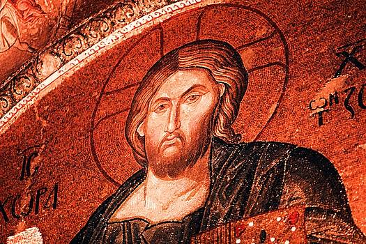Christ as The Land of the Living by Archaeo Images