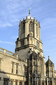 Christ Church College by Michael  Winters