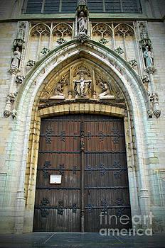 Jost Houk - Christ Enters