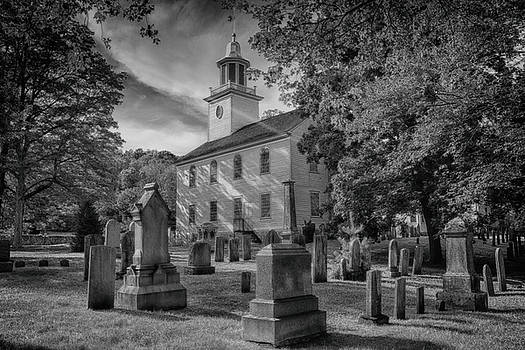 Christ Episcopal Church c 1810, Bethany CT by Skyelyte Photography by Linda Rasch