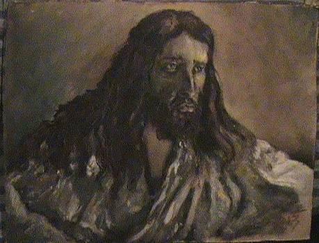 Christ by Hristian Sokolov