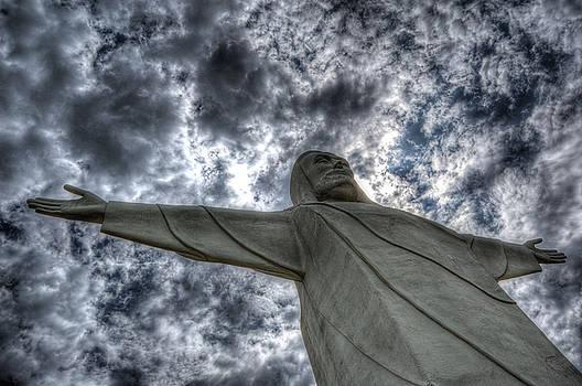 Christ of the Ozarks by Darin Williams