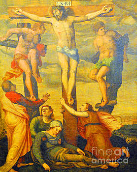 Jost Houk - Christ on Cross Germany