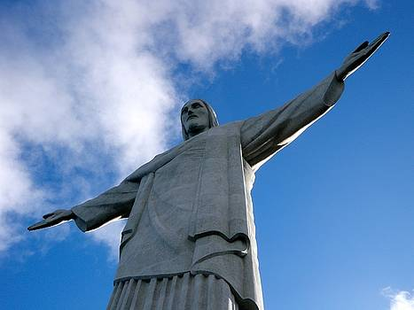 Christ the Redeemer Statue by Joscelyn Paine