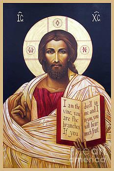 Christ the Teacher by Ann Chapin
