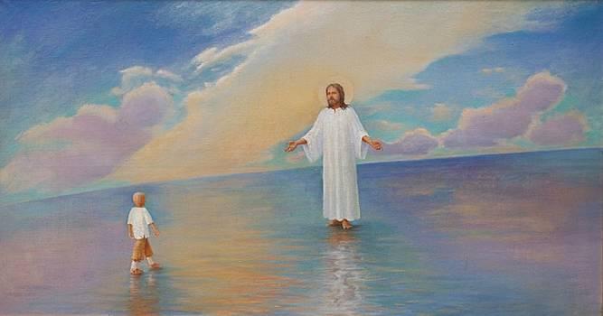 Christ by Vlad Ovchin