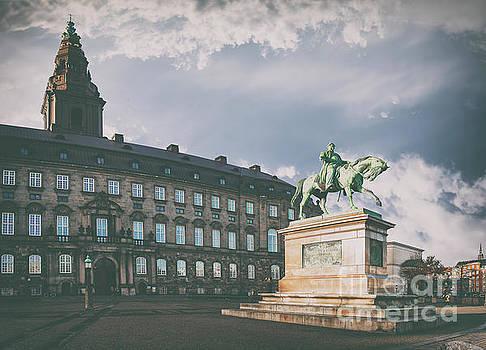 Sophie McAulay - Christiansborg castle Copenhagen