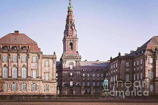 Sophie McAulay - Christiansborg palace Copenhagen