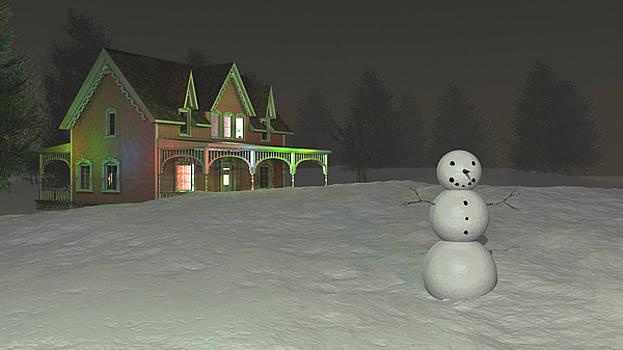 Christmas 2012 by Chris Bird