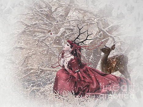 Christmas  by Babette Van den Berg