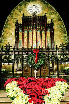 Sandy Moulder - Christmas at Church