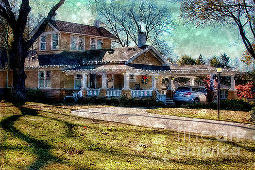 Christmas at Home by Joan Bertucci