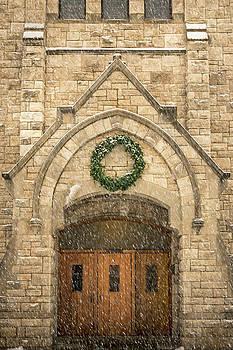 Christmas at Stone Chapel by Allin Sorenson