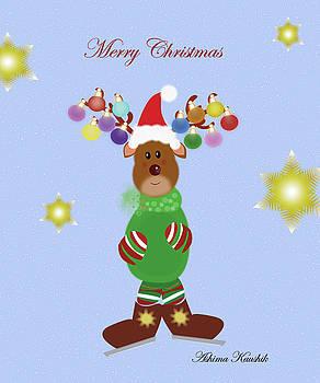 Christmas Bells by Ashima Kaushik