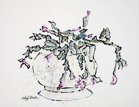 Mary Benke - Christmas Cactus