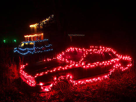 Christmas Car by Don Whipple
