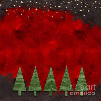 Sophie McAulay - Christmas card design