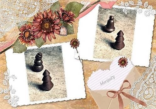 Christmas chocolate by Marija Djedovic