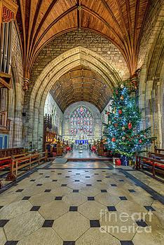 Adrian Evans - Christmas Church