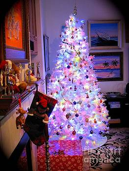 Christmas Corner 2015 by Phyllis Kaltenbach