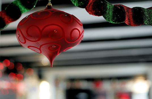 Christmas Decoration #1 by Lens Artist