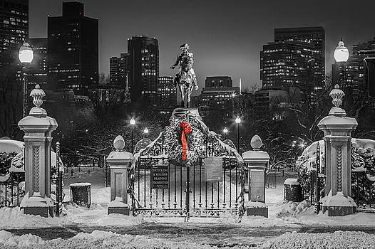 Christmas Eve in Boston by Ryan McKee