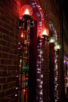 Mick Anderson - Christmas Globes