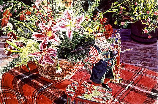 David Lloyd Glover - Christmas in California