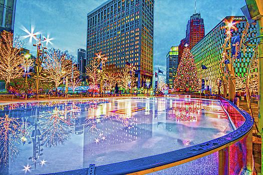 Christmas in Detroit by Jason Humbracht